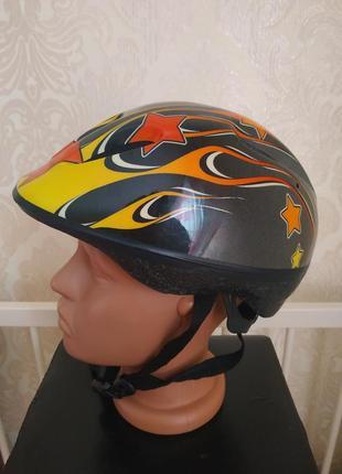 Детский велосипедный шлем ,фирма fm германия размер xs/s  48-54