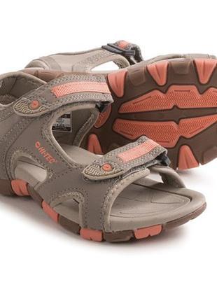 Новые босоножки - сандали hi-tec ,р. 31 (амер.13 ) ,привезены из сша!