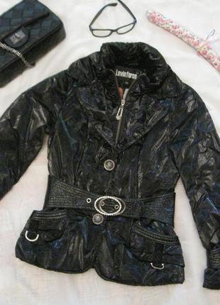 Фиолетовая куртка/женская куртка/черная куртка/теплая женская куртка