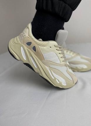 Adidas yeezy boost  700 analog кроссовки