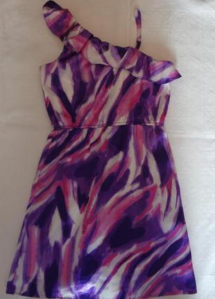 Платье на 10 лет, рост 140 см., kc parker с карманами