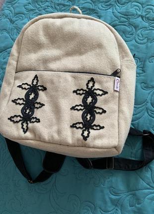 Стильный рюкзак,портфель