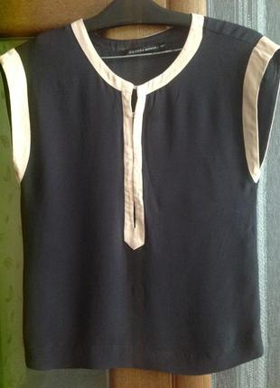 Блуза zara  ,размер -м