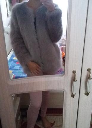 Шуба  bershka