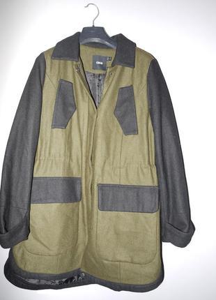 Новое пальто парка asos