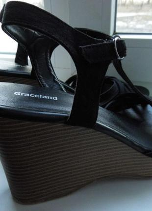 Женские сандалии-graceland-40/25 см5 фото