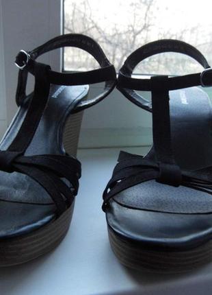 Женские сандалии-graceland-40/25 см2 фото