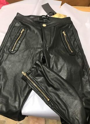 Женские штаны под кожу
