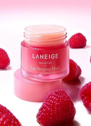 """Ночная маска для губ """"лесные ягоды"""" laneige lip sleeping mask berry, 20 г"""