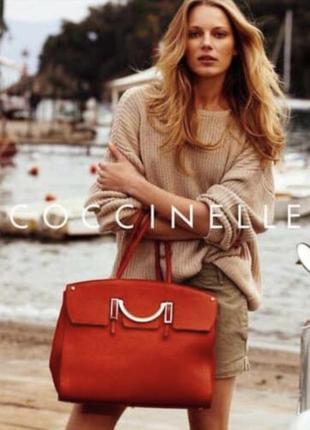 Оригинальная сумка coccinelle limited