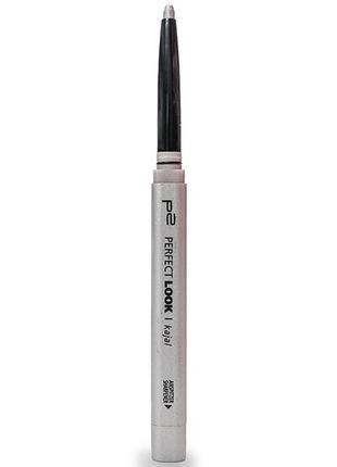 Контурний карандаш для глаз p2 /олівець для очей