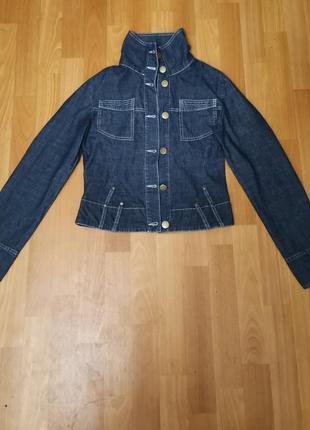 Куртка джинсовая2 фото