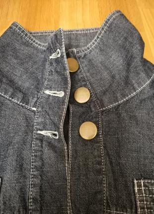 Куртка джинсовая5 фото