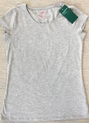 Новая базовая футболка h&m