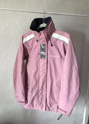 Спортивная лыжная куртка henri lloyd