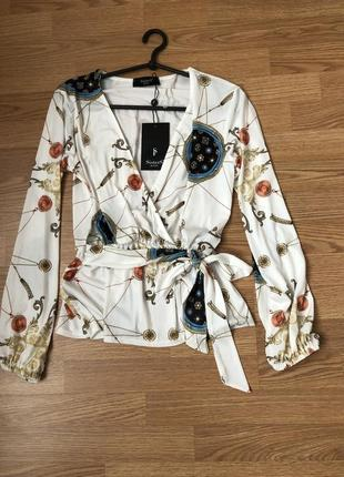 Новая стильная блуза бренд sisters point с этикеткой
