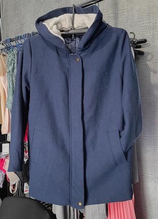Пальто женское демисезонное takko fasion германия размер 52-54