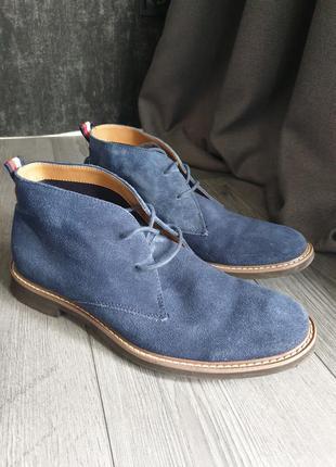 Ботинки бутсы весенние tommy hilfiger