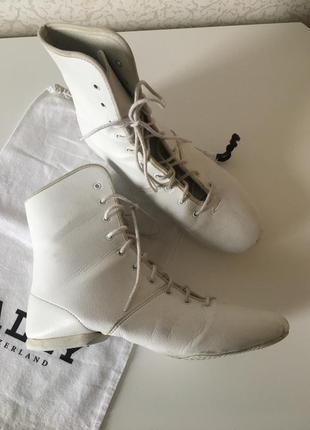 Танцевальные сапоги танцевальная обувь bleyer спортивные сапоги