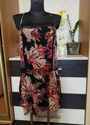 Next платье сарафан вискоза