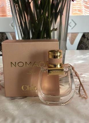 Парфюм/парфуми/духи chloe nomade  50ml