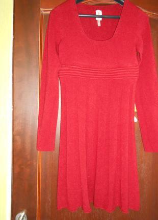 #шикарное теплое платье из ангоры с вискозой#margaret#италия# m\s