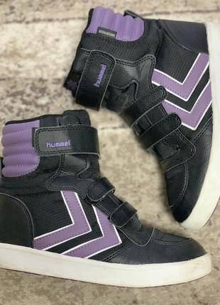 Демисезонные кроссовки ,ботинки hummel