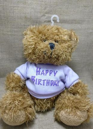 Мишка медведь forever friends подарок happy birthday