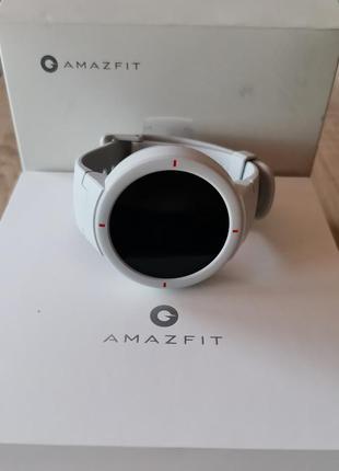 Умные часы amazfit verge white