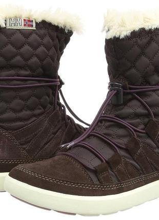 Шикарные helly hansen women s harriet cold weather boot