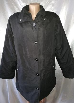 Курточка р. xxl демисезонная.
