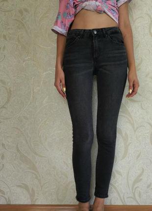 ▪ джинсы h&m ,внизу молнии