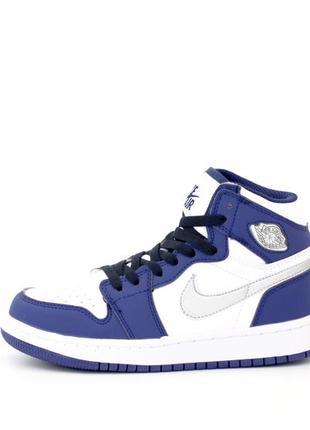 Nike air jordan retro 🍏 стильные женские кроссовки найк джордани