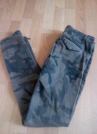Брюки штаны милитари