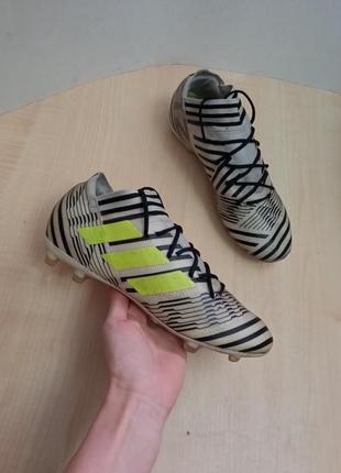 Бутси adidas nemeziz 17,2 fg  s80592 оригінал