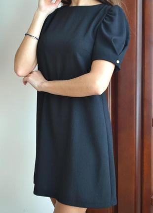 Zara, платье с объемными рукавами, з об'ємними рукавами, рукава фонорики