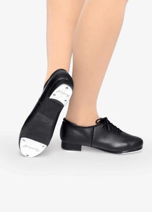 Туфли для степа,чечетки набойки teletone taps capezio.22 см