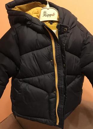 Куртка zara baby 9-12 міс 80 см