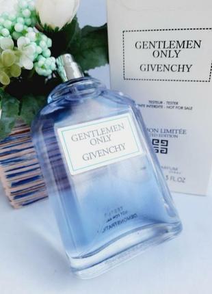 Givenchy gentlemen only тестер
