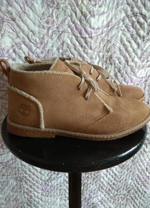 Дезерты-ботинки timberland
