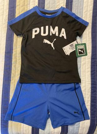 Футбольный костюм puma