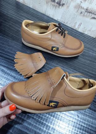 Кожаные туфли kost wold