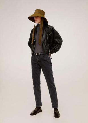 Шикарные джинсы mango 36,40,42 высокая посадка
