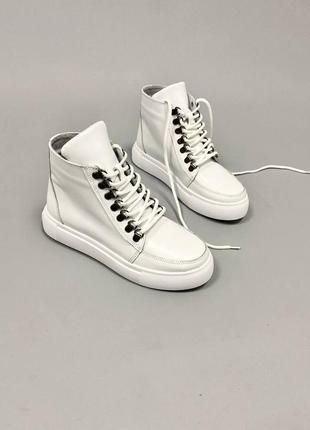 Кеды высокие ботинки