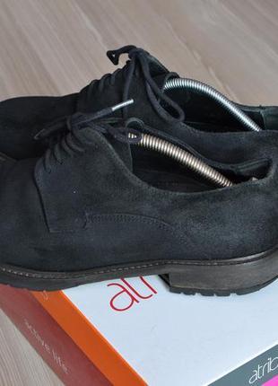 Стильные кожаные мужские ботинки vero cuoio colonys original-40,41р. стелька 275мм