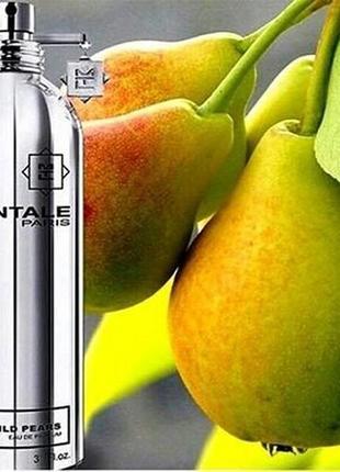 Отливант духов montale wild pears 5 мл