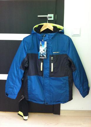 Практичная куртка zeroxposur 14-16 лет, рост 158-164