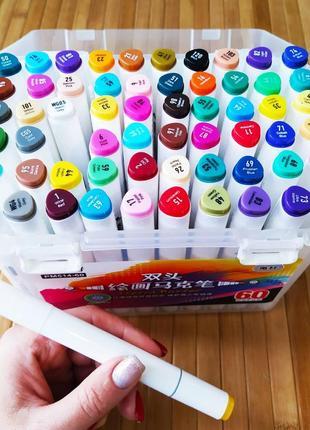 Скетч маркеры фломастеры для скетчинга