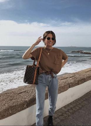 Винтажная сумка с длинной ручной (louis vuitton)сумка-дизайн рюкзак)