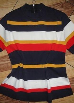 Стильна блуза-топ